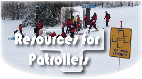 Resources for Patrollers