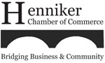 Henniker Chamber of Commerce. Logo