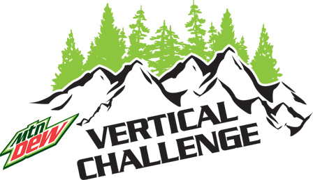 Mountain Dew Vertical Challenge Logo
